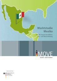 p iMOVE-Marktstudie Mexiko 2012.pdf - Imove-germany.com