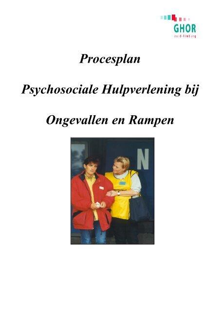 Psychosociale Hulpverlening bij Ongevallen en Rampen - Impact