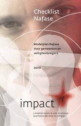 Checklist Nafase 2010 - Impact