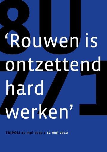 Rouwen is ontzettend hard werken - Slachtofferhulp Nederland