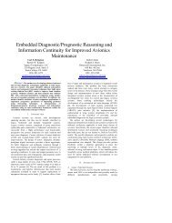 Embedded Diagnostic/Prognostic Reasoning & Information ...