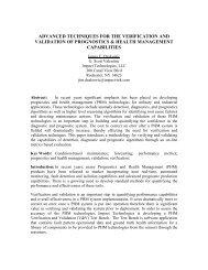 Impact_MM_MFPT60 PHM VV.pdf - Impact Technologies