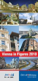 Vienna in Figures 2010 - IMPACTS