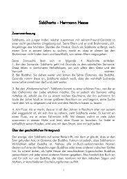 Siddharta_riass_comm.. - Impariamo il tedesco