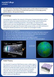 Group Poster - Imperial College London