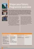 MSc Strategic Marketing Fact Sheet - Imperial College London - Page 6