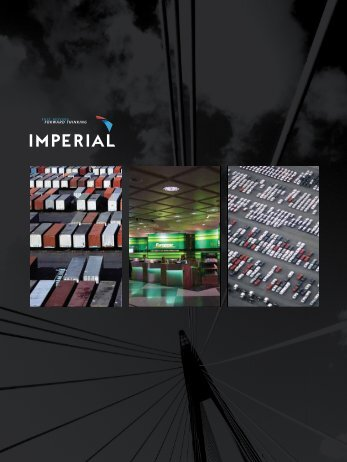 divisional review > logistics - Imperial