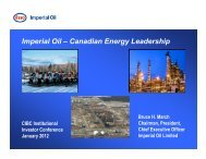 Download - Imperial Oil