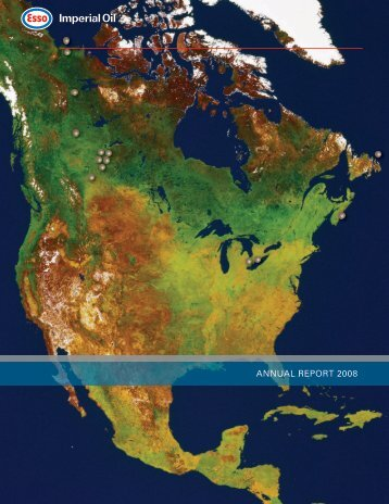 2008 Annual Report - Imperial Oil