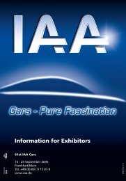 Information for Exhibitors