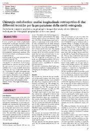 Piu Salute Benessere Inserto Del Sole 24 Ore Implantologia Italia