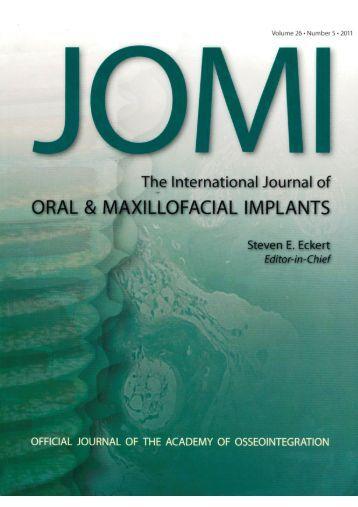 JOMI - Implantologia Italia