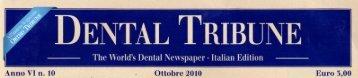 Dental Tribune - Implantologia Italia