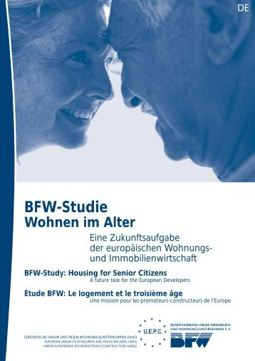 BFW-Studie - European Union of Developers and House Builders