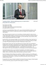 Olaf Scholz Rede WOB-Tag 2013 - Impulse für den Wohnungsbau