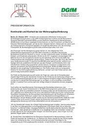 Download der Pressemitteilung als PDF-Datei (127 kB)