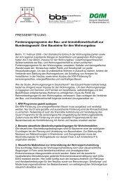 Download der Meldung als PDF-Datei - Impulse für den ...