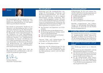 Steuertipp bei Handwerksleistungen in privaten Haushalten