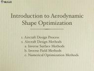 Introduction to Aerodynamic Shape Optimization