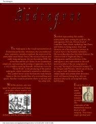 The Androgyne - Shri Adi Shakti: The Kingdom Of God