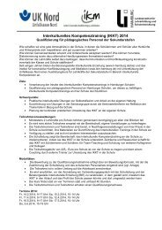 Interkulturelles Kompetenztraining (IKKT) 2014 - Landesinstitut für ...