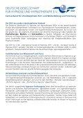 HYPNOSE - Deutsche Gesellschaft für Hypnose e.V. - Seite 2