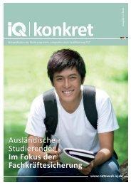 Download (PDF) - Netzwerk Integration durch Qualifizierung (IQ)