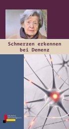 Schmerzen erkennen bei Demenz - Grünenthal GmbH