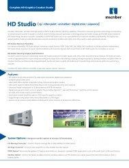 Inscriber HD Studio
