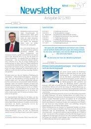Newsletter als PDF - Wind Energy Network Rostock