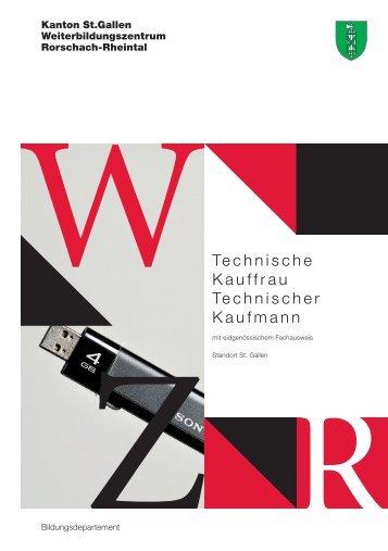 Technische Kauffrau Technischer Kaufmann - und ...