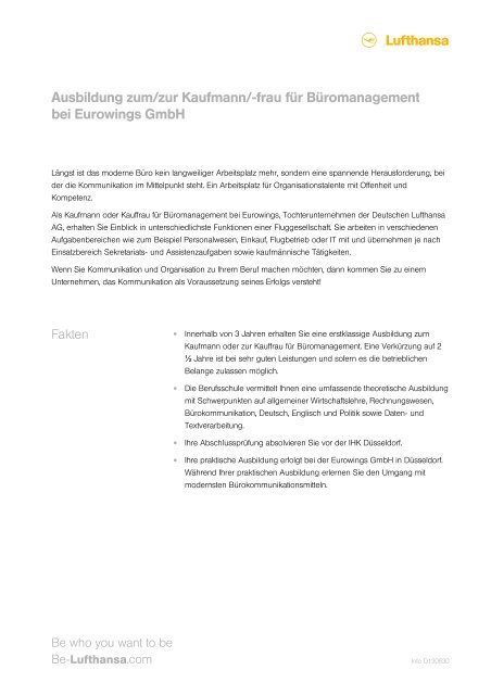 Schulerpraktika Bei Lufthansa Technik Be Lufthansa Com