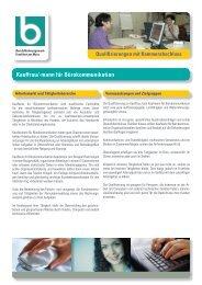 Kauffrau / Kaufmann für Bürokommunikation - Berufsförderungswerk ...