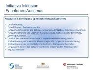 Forum Autismus
