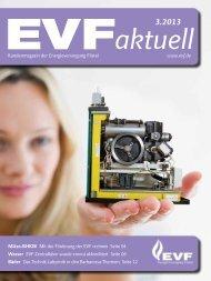 Kundenmagazin 3 / 2013 - Energieversorgung Filstal GmbH & Co. KG