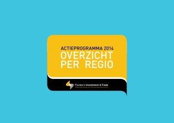 ActIEprOGrAmmA - Flanders Investment & Trade