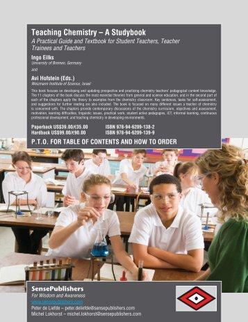Teaching Chemistry – A Studybook - IMST