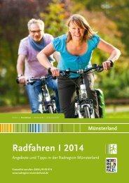 Radfahren Münsterland 2014