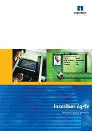 Inscriber CG FX