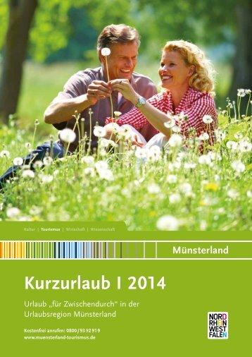 Kurzurlaub Münsterland 2014