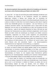 Die deutsch-sowjetische Zusammenarbeit während der Umsiedlung ...