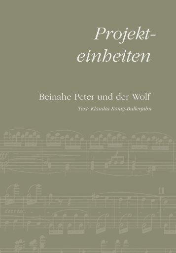 Leseprobe I - Verlag Modernes Lernen