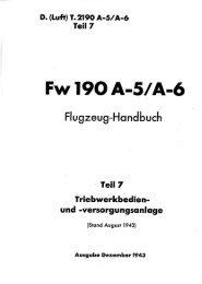 Fw 190 A-5/A-6 - AVIA