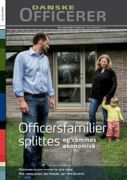 DO nr 4 2013 - Hovedorganisationen af Officerer i Danmark