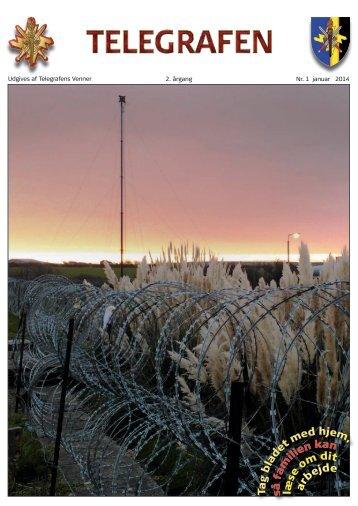 Telegrafen Nr. 1 2014 - Forsvarskommandoen