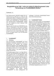 Guthmann, A.: Neugestaltung der CAD-Lehre am Institut für ...