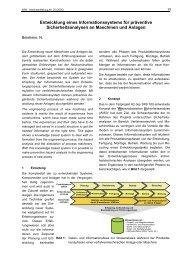Beisheim, N.: Entwicklung eines Informationssystems für präventive ...
