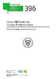 download PDF-File - Center for Mathematical Economics ...