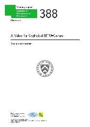download PDF-File - Center for Mathematical Economics