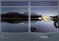 Preisliste Gesamt 2012 - In-Akustik